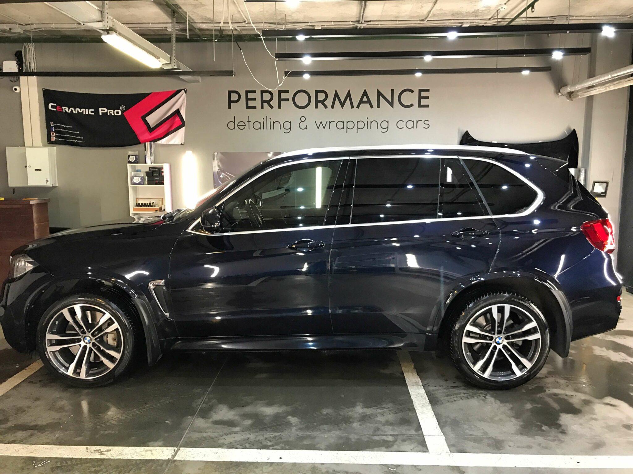 Защитный комплекс BMW X5M