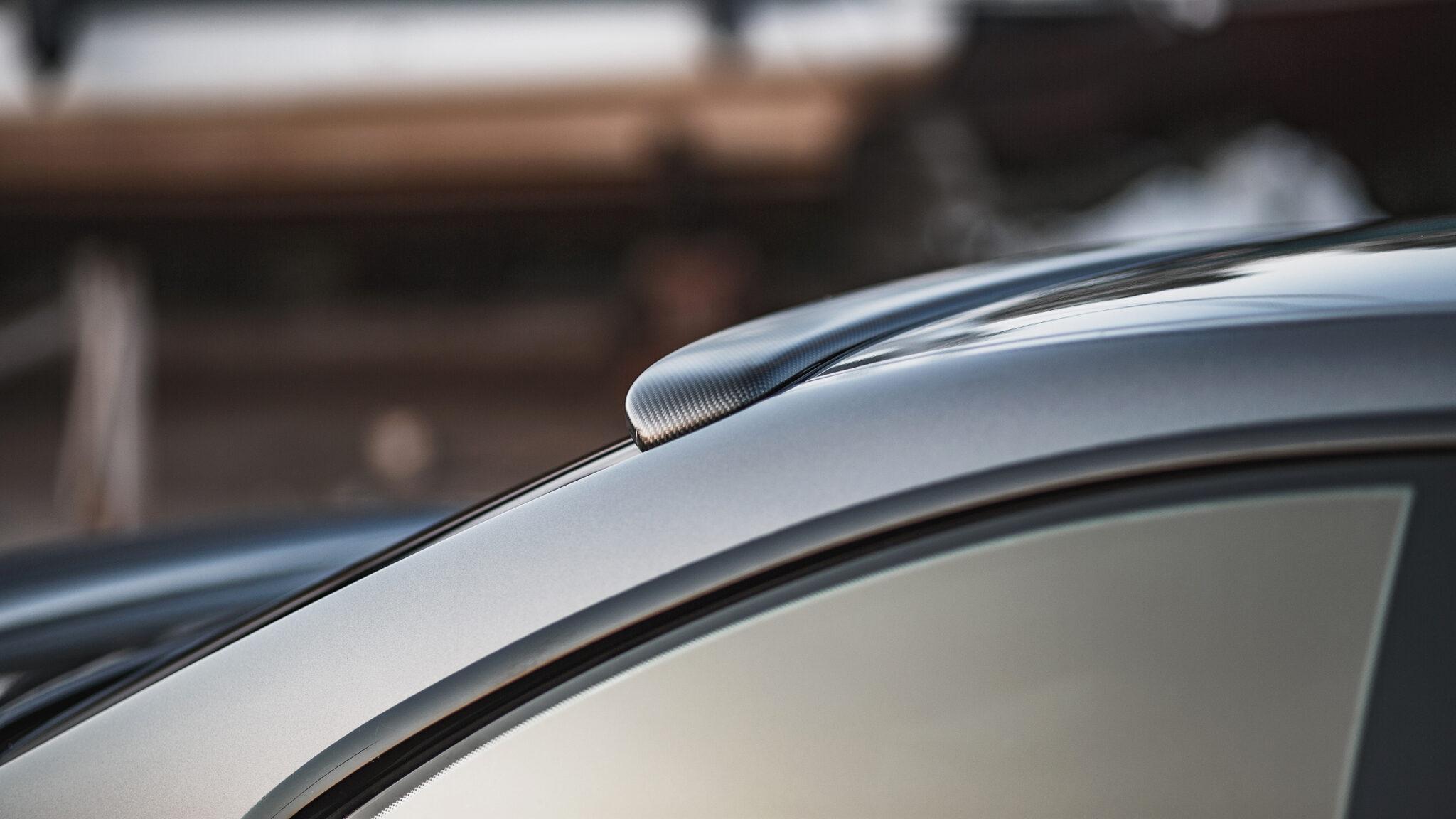 Оклейка кузова автомобиля BMW M3 E46
